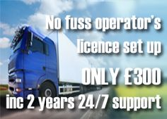 VOSA Operators Licence Applications | Restricted Operator Licences – What Are They?
