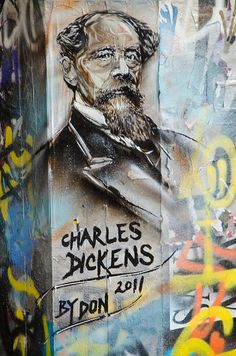 Charles Dickens by Don, London