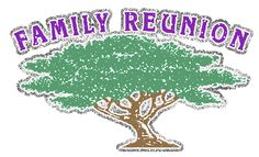 Honor Someone Special at Your Family Reunion