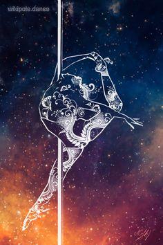 #WikiPole #poledance #art