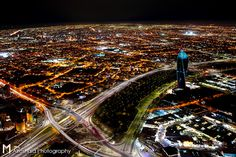 Kuwait City  by Mishari Al-Reshaid Photography, via Flickr