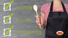 Stedy, wenn es um den guten Geschmack geht. Schau auf unserer Homepage vorbei und lass dich begeistern... Potatoes, Grilling, Creative, Recipes