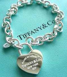 Tiffany Bracelet -- Love!!!