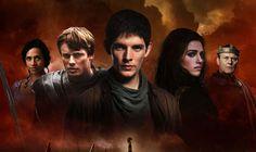 Onwards, to series five! - What's next for Merlin? - Tvradio - Virgin Media