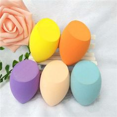 1PC New Vogue Makeup Foundation Sponge Blender Blending Cosmetic Puff Flawless Powder Beauty Tools