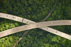 Autostrada Rodovia dos Imigrantes Brasil