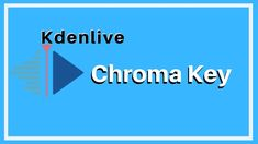 In this tutorial you will see how to use chroma key in Kdenlive. Becoming A Writer, Chroma Key, Sponge Cake, Sloth, Editor, How To Become, Elephant, Tutorials, Japanese