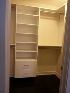 Custom Closet On A Budget