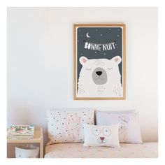 MIMI'lou Bonne Nuit Poster - Available at Smallable