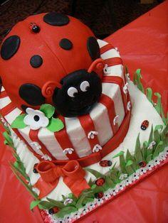 Love ladybugs