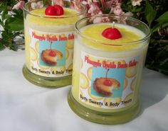 Pineapple Upside Down Cake Soy Candle (Powered by CubeCart)