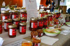 delicious salsas & jams