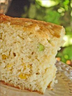 The Best Moist Sweet Cornbread. Photo by Bev