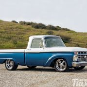 1965 Ford F100 Chassis Photo 11