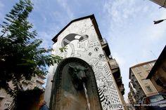 B.ART – Arte in Barriera è un bando internazionale di #arte pubblica finalizzato ad aumentare la qualità urbana e l'attrattività ambientale attraverso la realizzazione di interventi artistici diffusi sul quartiere di Barriera di Milano, a #Torino. Il bando B.ART, promosso dalla Città di Torino, dal Comitato Urban Barriera e indetto dalla Fondazione Contrada Torino, è stato vinto da #Millo, street artist pugliese, classe 1979, con il progetto #Habitat.