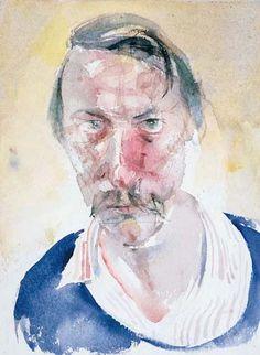 """Chronis Botsoglou - """"Self-Portrait"""" Selfies, Painters, Greek, Portraits, Artists, Head Shots, Portrait Photography, Greece, Selfie"""