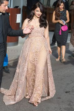 Aish at Cannes Film Festival, 2016