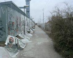Richard Gilligan, DIY Skateparks, Dazed
