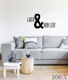 79 best Muurstickers woonkamer images on Pinterest | Wall clings ...