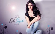 Esha gupta Hot HD Desktop wallpapers