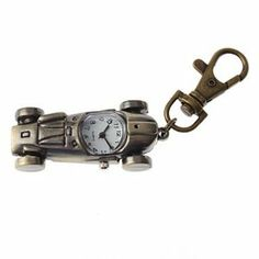 Tanboo Unisex Car Design Alloy Analog Quartz Keychain Watch (Bronze) by Tanboo. $5.99. Women's, Men's Watche. Gender:Women's, Men'sMovement:QuartzStyle:Keychain WatchesBand Color:BronzeCase Diameter Approx (cm):2.2Case Thickness Approx (cm):1.2Band Length Approx (cm):9Band Width Approx (cm):1.2