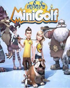 Infinite MiniGolf 2017 Free Download