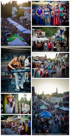 Nevada City Summer Nights, entertainment, music, food, vendors and fun!!  More photso on the Outside Inn's blog, http://outsideinn.com/blog/nevada-city-summer-nights-2013.htm