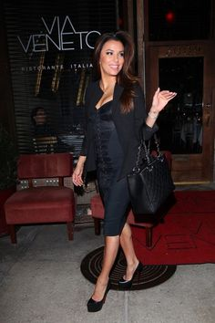 Hollywood Actress Eva Longoria