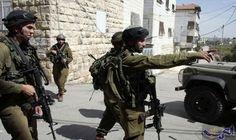 اصابة ثلاثة شبان برصاص الاحتلال في مخيم…: - اصيب ثلاثة شبان برصاص قوات الاحتلال الاسرائيلي، واعتدي بالضرب على رابع، خلال مواجهات مع…