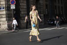 Paris fashion week day 7 | A Love is Blind - Paris Fashionweek ss2015 day 7, outside Valentino