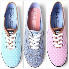 grrr I've wanted Keds since 6th grade.... 7 years later I still  have NONE ... lols #kedsthesedays