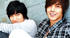 Free F4: Kim Hyun Joong & Lee Min Ho Wallpaper Pictures collection. Download all SS501 Wallpaper HD quality.