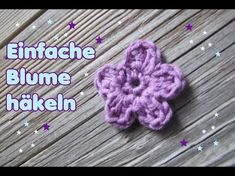 Crochet Flowers, Diy And Crafts, Crochet Necklace, Mobiles, Crocheting, Crochet Stitches, Knit Blankets, Little Flowers, Crocheted Flowers