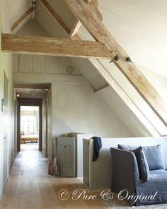Schlafzimmer Im Dachgeschoss Mit Balken Wohnideen Living Ideas | Spitzboden  | Pinterest | Dachgeschosse, Schlafzimmer Und Wohnideen