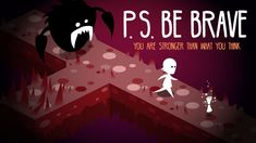 """Promotional video. Trailer for """"P.S. Be Brave,"""" a winning video game from the 2015 Life.Love. Game Design Challenge. Designed and developed by BRAVO Team.   P.S. Be Brave is a free game designed to prevent teen dating violence."""