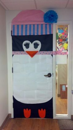 Classroom door! Have to do this someday!