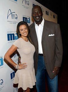 Michael Jordan Marries Cuban Model, Yvette Prieto For His Second Marriage,  April