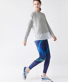 Printed leggings - Run Spring Summer 2017 trends in women fashion at Oysho online. Find lingerie, pyjamas, slippers, nighties, gowns, fluffy, maternity, sportswear, shoes, accessories, body shapers, beachwear and swimsuits & bikinis.