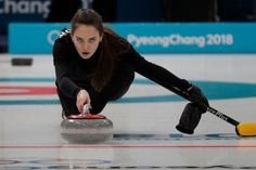 Russia's #angelinajolie of #Curling #AnastasiaBryzgalova Sends Twitter Into Frenzy (PHOTOS, VIDEO)