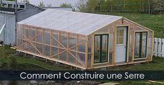 greenhouse diy garden greenhouse with recovered windows and poly, diy, flowers, … - DIY Garten Backyard Greenhouse, Greenhouse Plans, Aquaponics Greenhouse, Aquaponics Plants, Aquaponics System, Diy Garden, Garden Plants, Wooden Greenhouses, Growing Plants