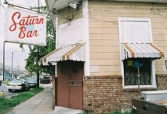 The Saturn Bar: A neighborhood bar that hosts live music from time to time, or has themed music nights which turn the bar into a dance hall. Located at 3067 St. Claude Ave, open Mon-Sat: 5pm until, and Sun: 6pm until.