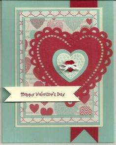 More Amore Valentine by barbaradwyer82 - Cards and Paper Crafts at Splitcoaststampers