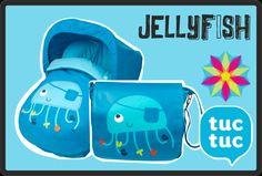 Nueva colección para primavera-verano Jellyfish de Tuc Tuc  http://www.cktiendaonline.es/moda/jellyfish-tuc-tuc-primavera-2014