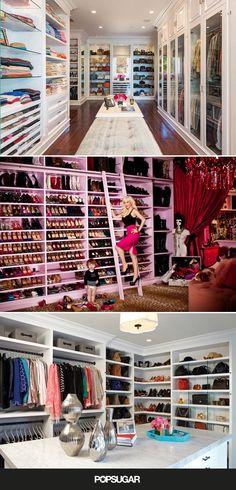 Giuliana Rancic's 200-square foot closet