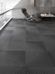 How awesome is this Mohawk commercial carpet tile?! Such a fun and industrial look and modern feel. Mohawk carpet tiles are available at Express Flooring in Phoenix, Arizona.