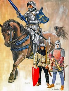 """""""Hired troops in the service of the Teutonic Order in 1400-1450"""""""