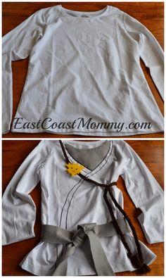 East Coast Mommy: DIY Ninja Costume