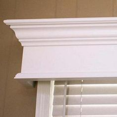 Detailed image of Pleasanton window cornice