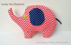 Boy, Oh Boy, Oh Boy Crafts: Handmade Gifts For Boys: Lucky The Elephant