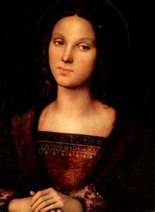Mary Magdalene..seriously I wanna know the scoop of how things were
